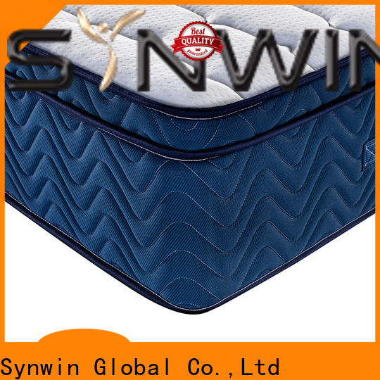 Synwin best hotel bed mattress competitive factory price manufacturing