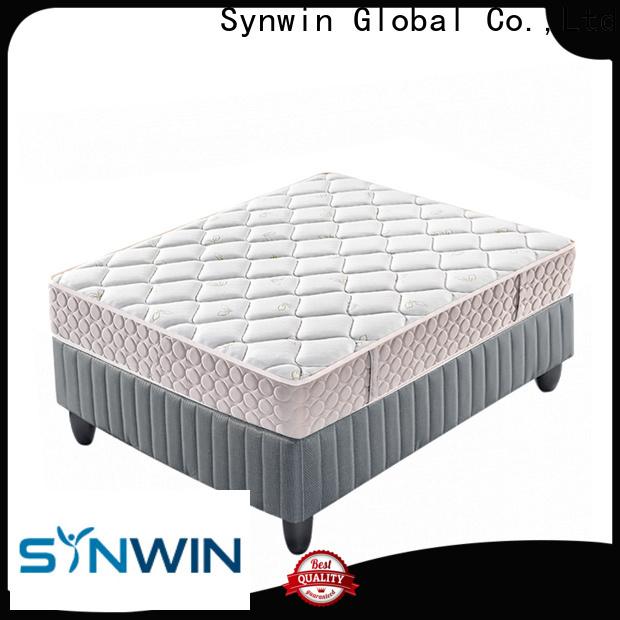Synwin best custom mattress companies knitted fabric bespoke service