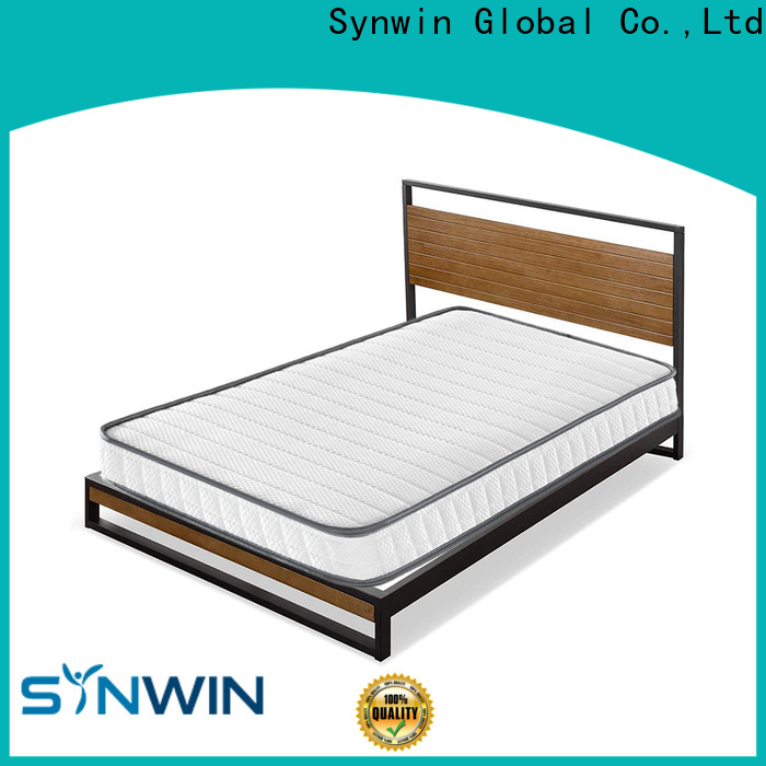 Synwin bonnell spring mattress price factory price with coil