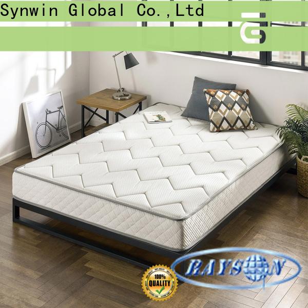 Synwin best mattress 2019 factory price sound sleep