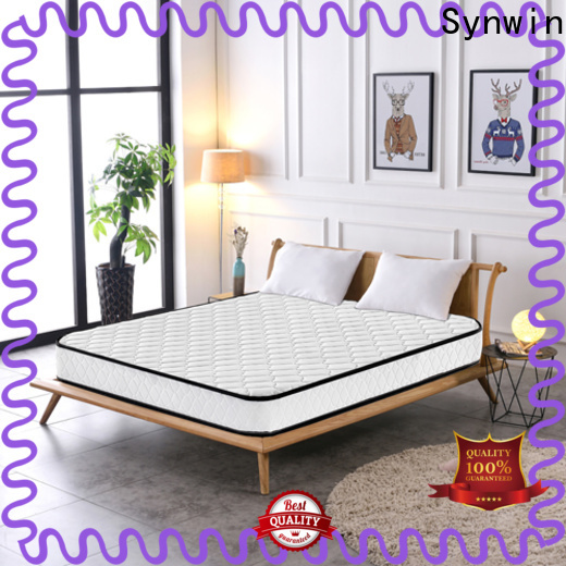 Synwin bonnell spring system mattress standard for wholesale