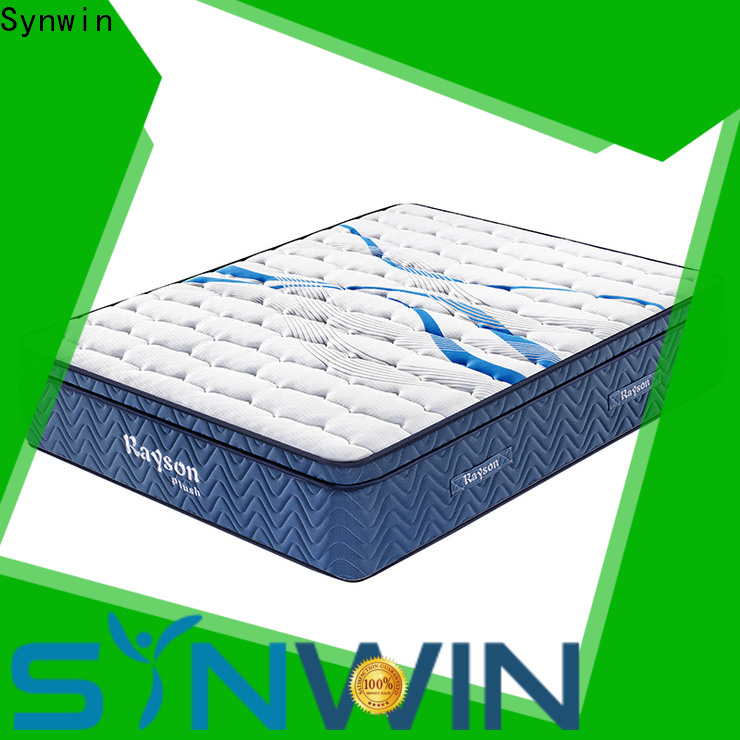 Synwin hotel mattress suppliers hot-sale at discount