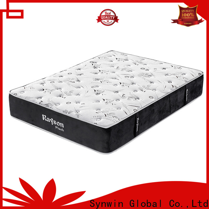 Synwin wide use hotel mattress highly-rated at discount
