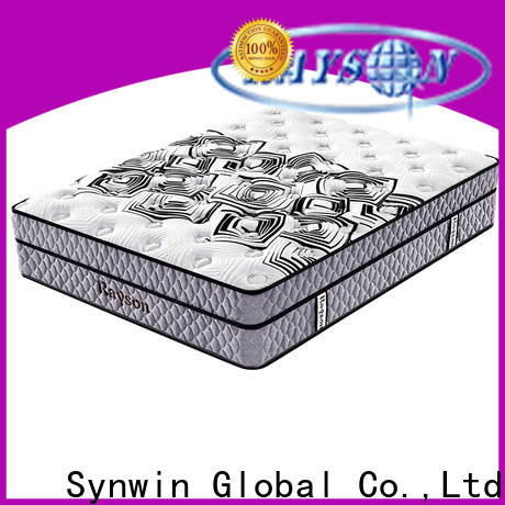 Synwin universal hotel mattresses wholesale highly-rated with gel memory foam