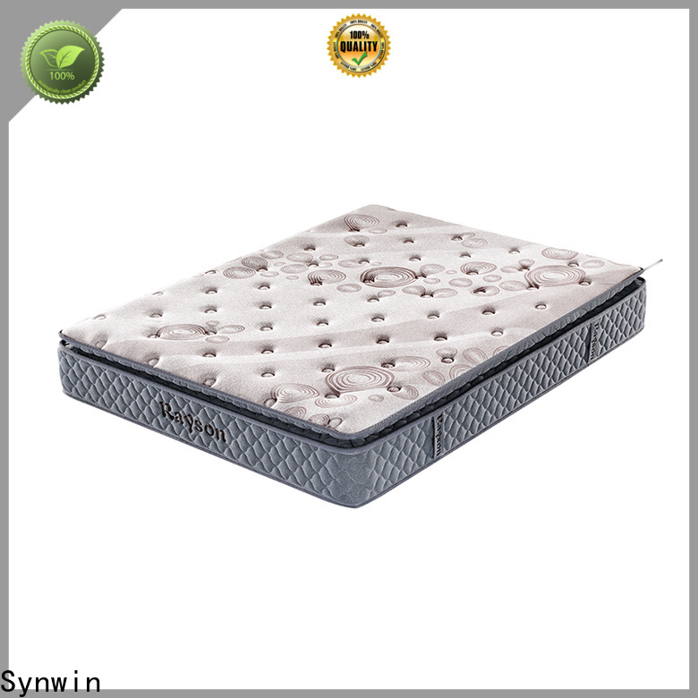 Synwin warming best coil spring mattress 2019 factory price with coil