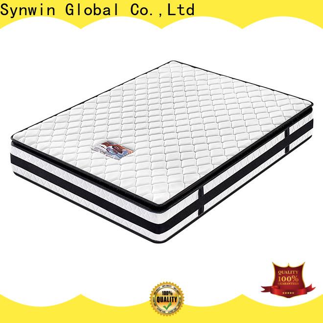 Synwin cheap queen mattress cool feeling for star hotel