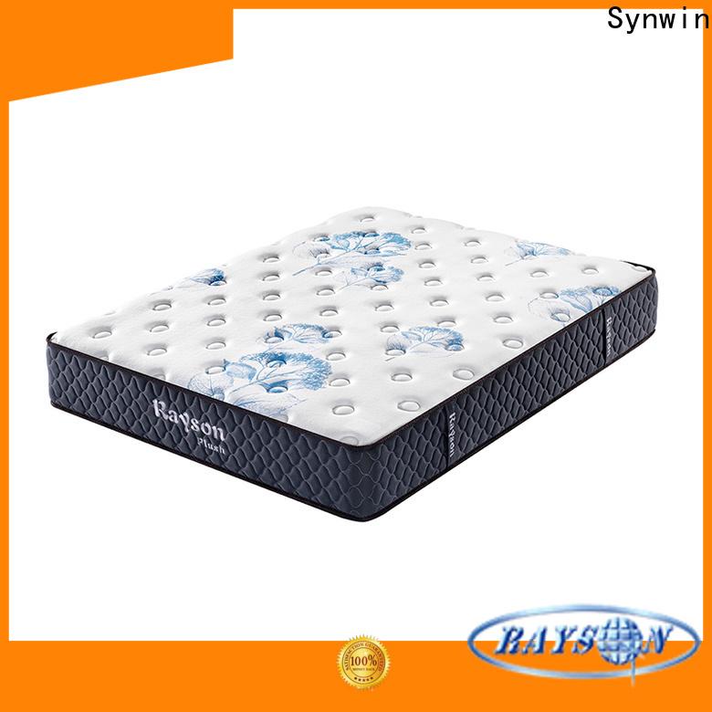 Synwin memory foam mattress manufacturers bulk order for sound sleep