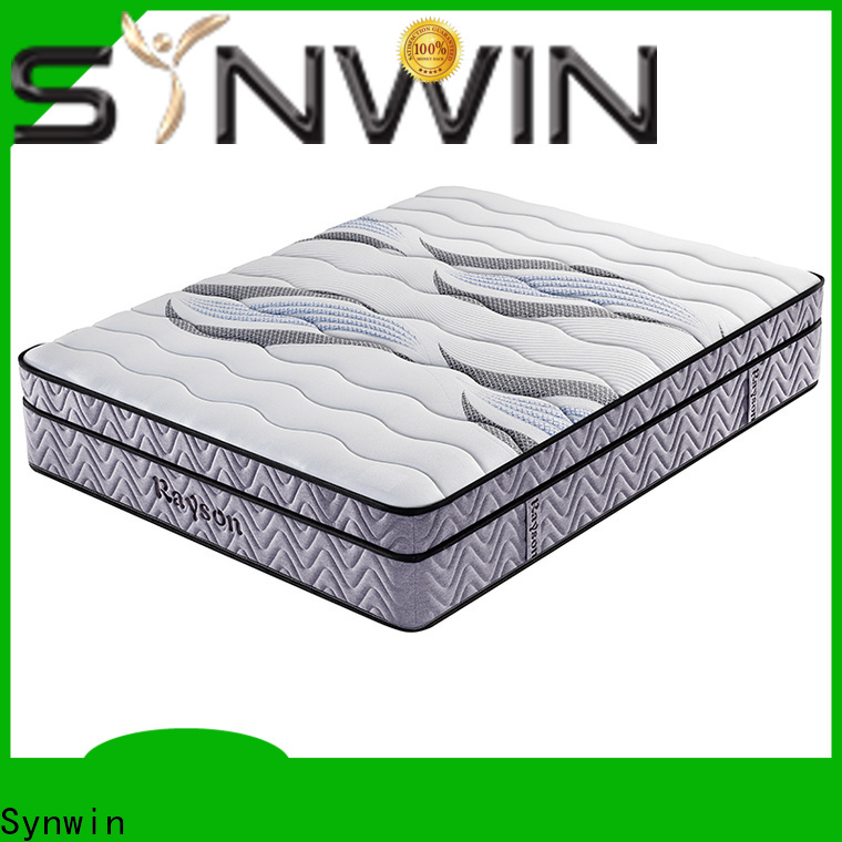 Synwin 5 star hotel mattress brand customized at discount
