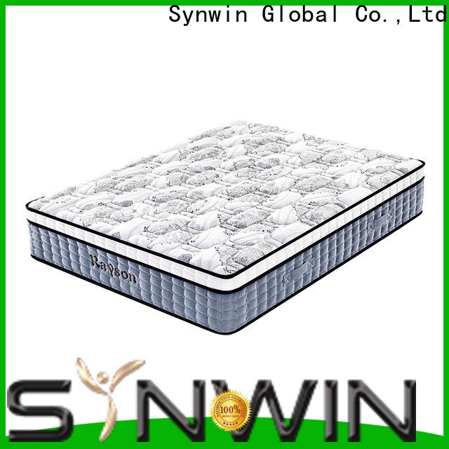 Synwin hotel bed mattress customized bulk order