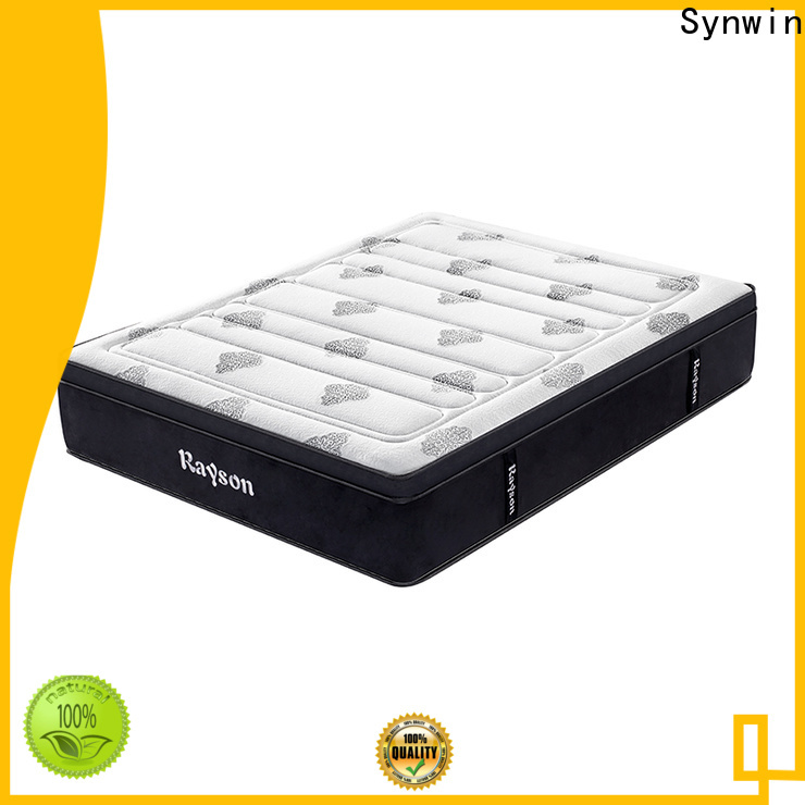 double sides 5 star hotel mattress brand customized for sleep