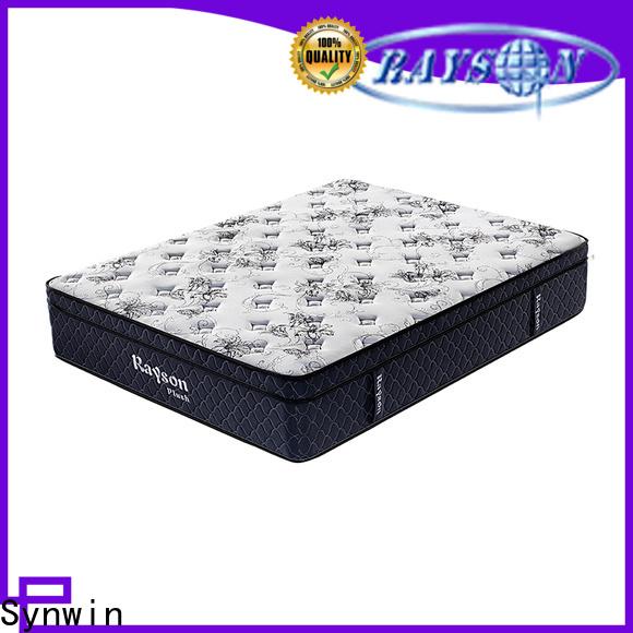 Synwin compress pocket hotel standard mattress memory foam
