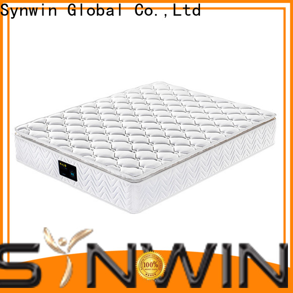 available pocket coil mattress knitted fabric light-weight