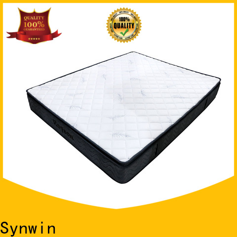 Synwin best mattress for back factory price with coil