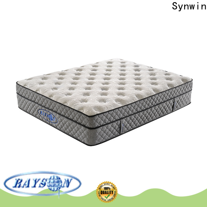 Synwin top brand bonnell coil factory price sound sleep