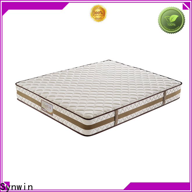 Synwin double sided innerspring mattress factory light-weight
