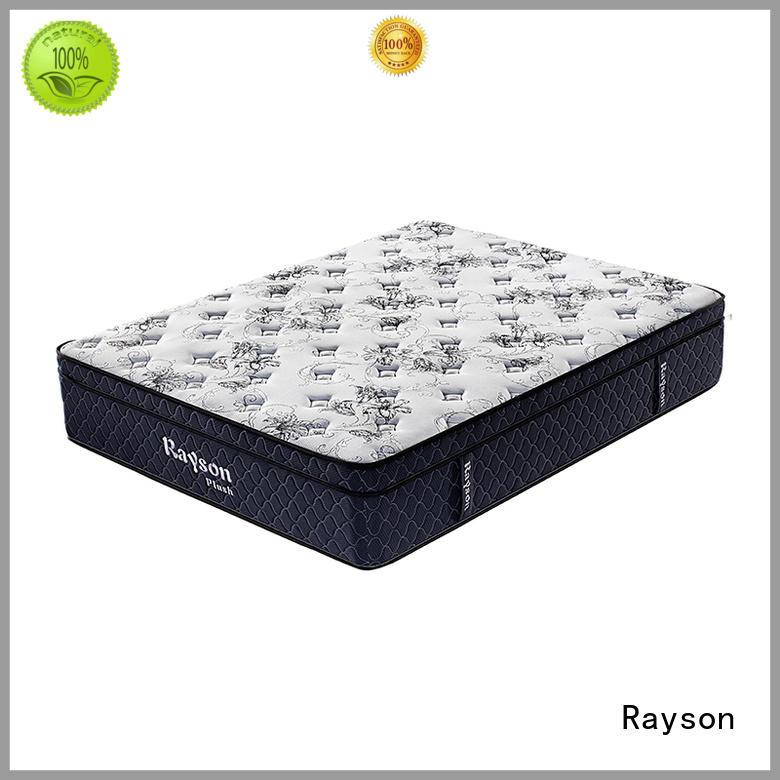 Rayson hotel type mattress memory foam