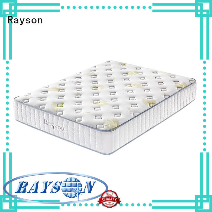 Rayson chic design king size pocket sprung mattress low-price at discount