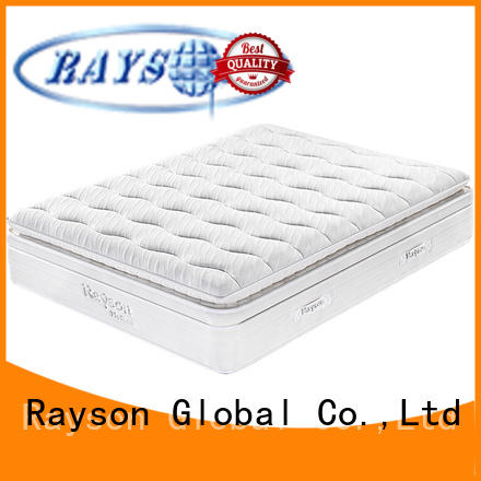 queen luxury hotel quality mattress pillow Rayson
