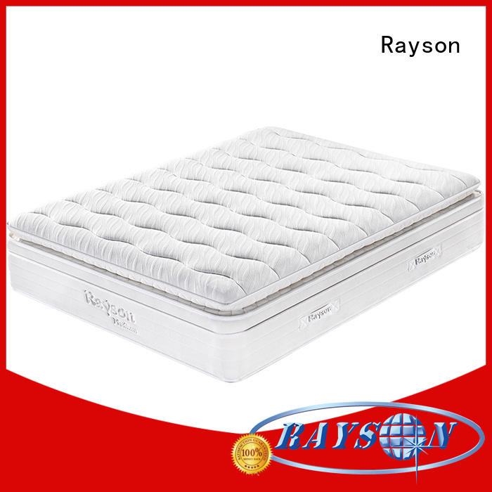 Customized Comfort Mattress Canada hotel pocket spring mattress
