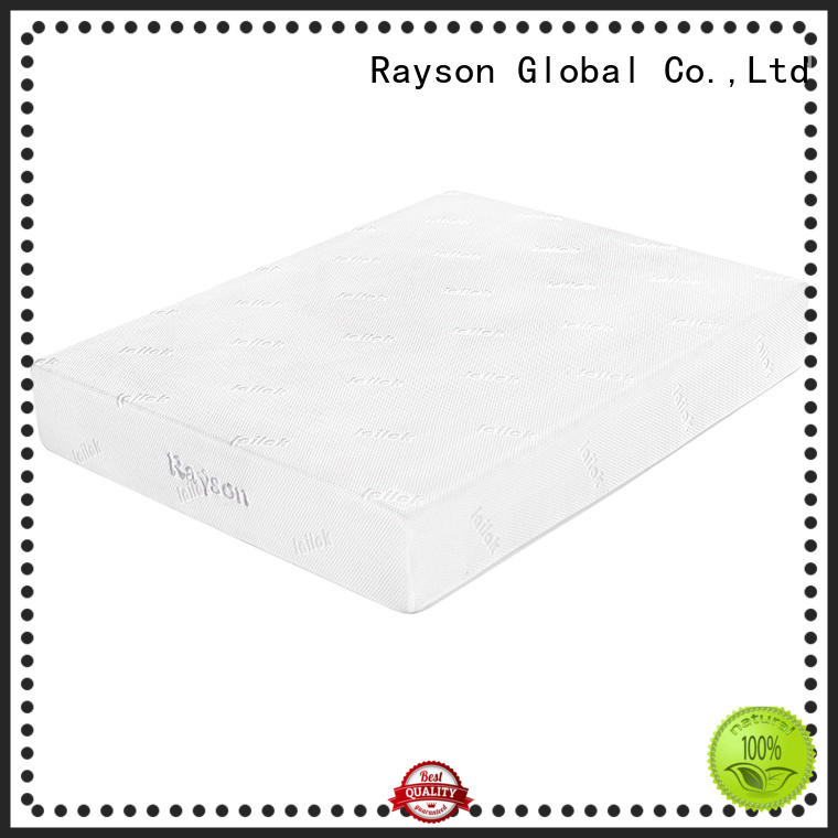 Rayson gel gel memory foam mattress free delivery