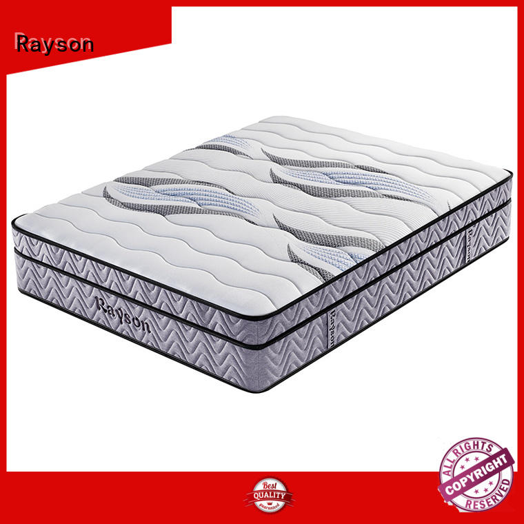 sprung top 5 star hotel mattress Rayson Brand