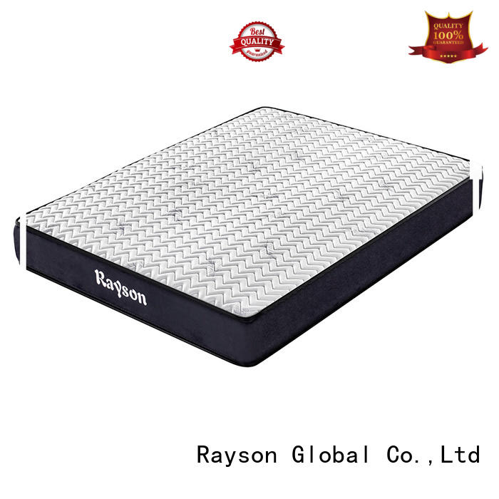 customized tufted bonnell spring and memory foam mattress helpful for star hotel Synwin