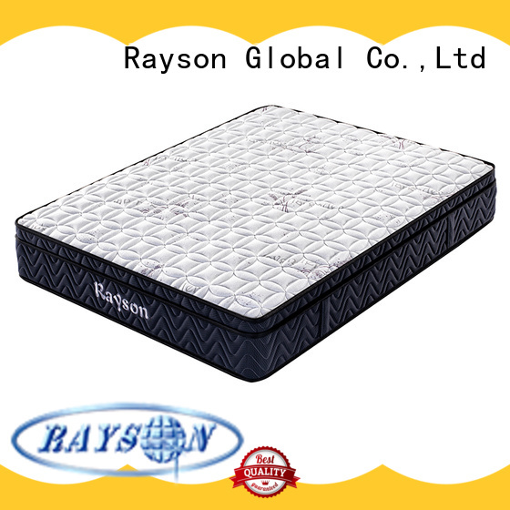 Synwin top quality hotel standard mattress full size hotel room