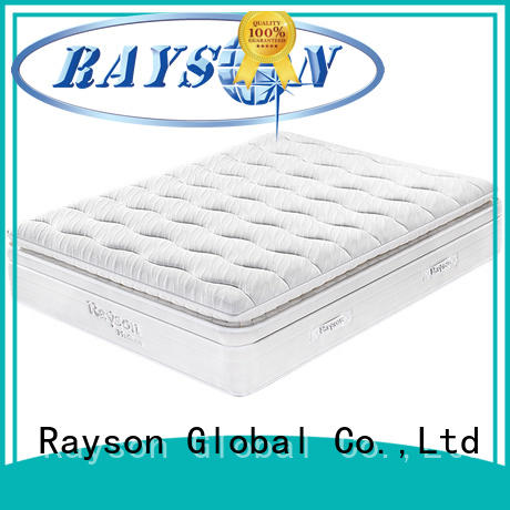 pillow top hotel quality mattress dubai Synwin company