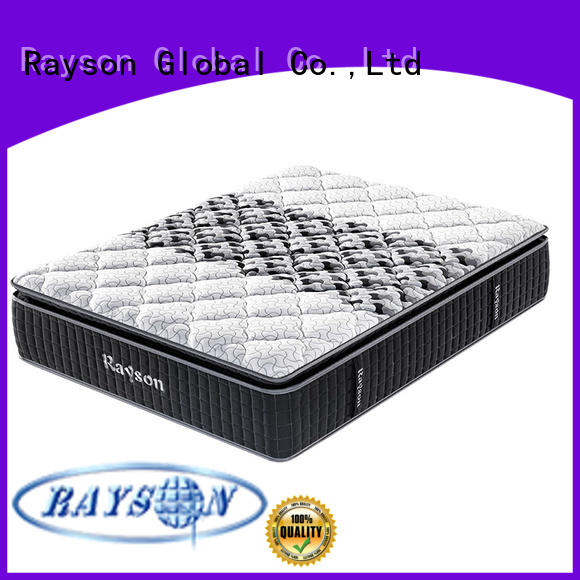 Rayson latex four seasons hotel mattress customized at discount