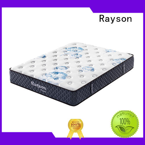 Rayson chic design gel memory foam mattress free delivery