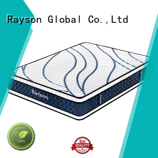 Luxury hotel memory foam latex online bonnell spring mattress two sides available