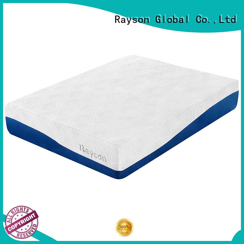 gel custom memory foam mattress bulk order for sound sleep