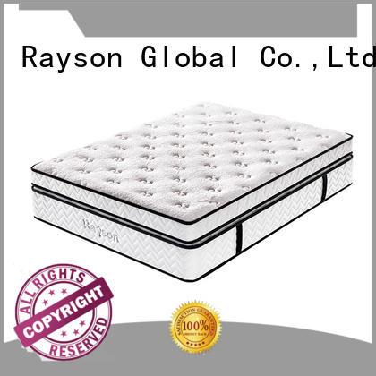 Rayson memory foam 5 star hotel mattress brand wholesale at discount