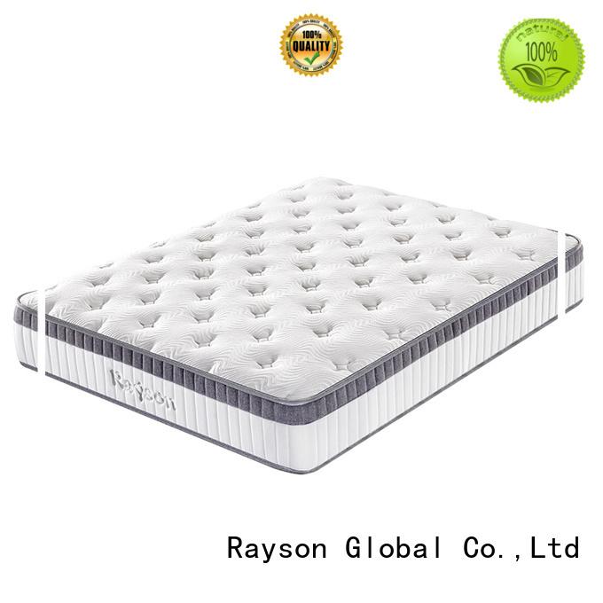high-quality pocket memory foam mattress knitted fabric high density Synwin