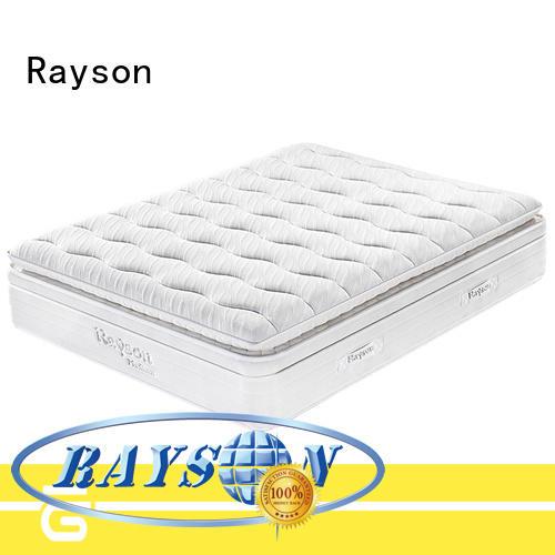Synwin customized hotel quality mattress chic sleep room