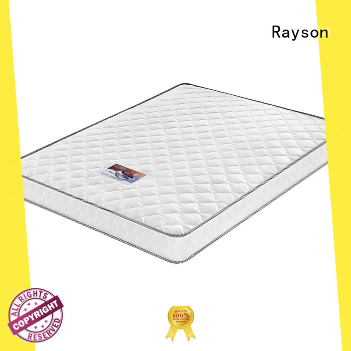 Synwin living room bonnell spring mattress price 12 years experience firm for star hotel