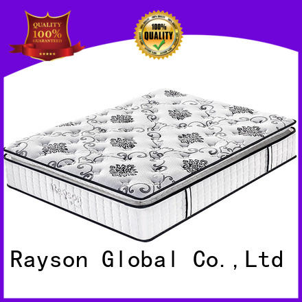 Wholesale queen top rated hotel mattresses 31cm Rayson Brand