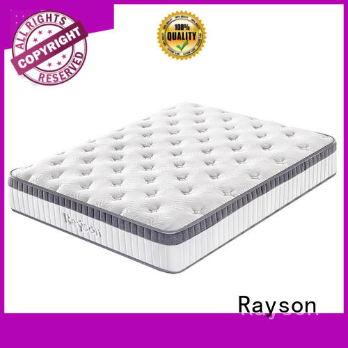 Synwin customized best pocket coil mattress knitted fabric at discount