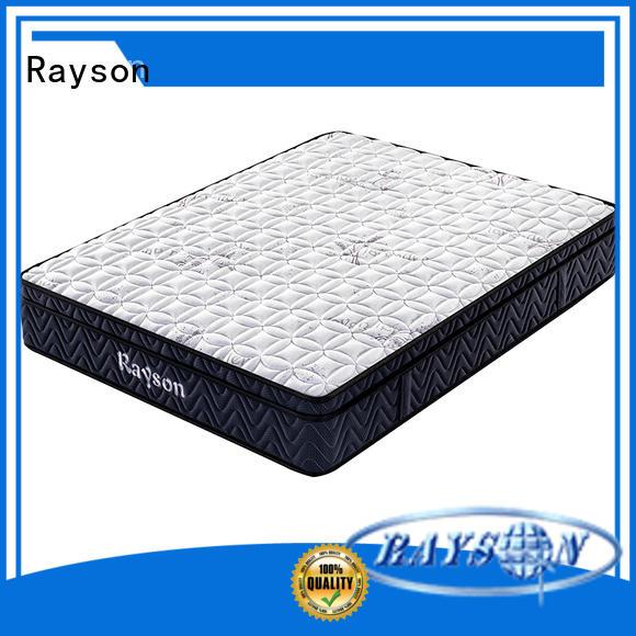 Synwin comfortable hotel quality mattress luxury sleep room