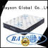 Rayson Brand gel pu memory foam mattress double
