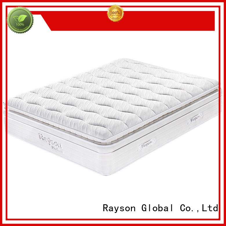back 30cm top rated hotel mattresses luxury gel Synwin Brand