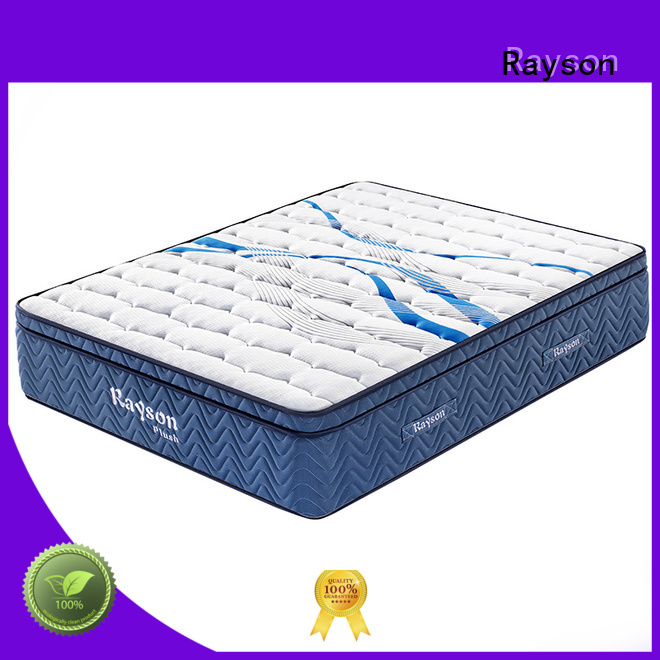Synwin Brand spring mattress foam top rated hotel mattresses