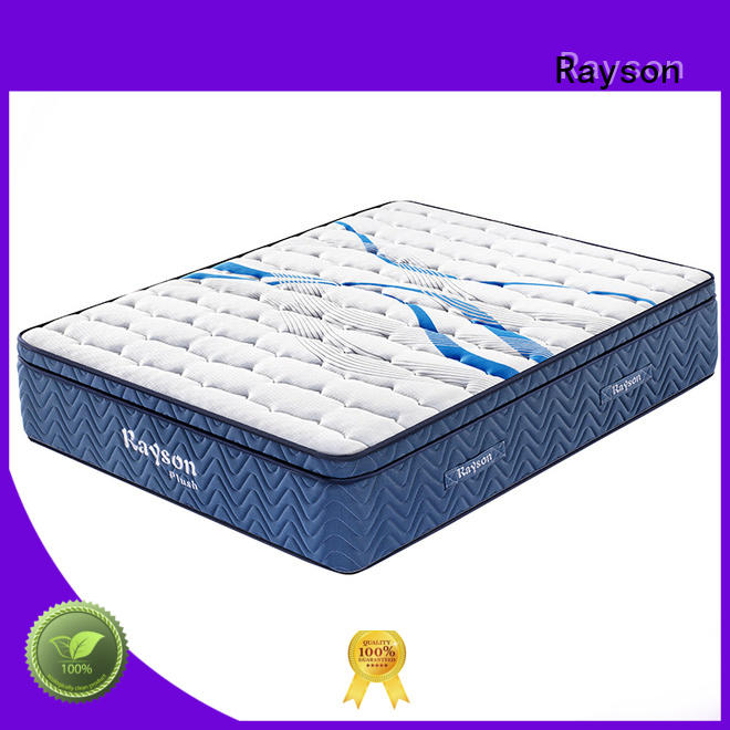 Rayson Brand spring mattress foam top rated hotel mattresses