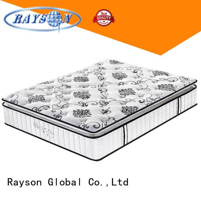 size mattress OEM hotel quality mattress Rayson