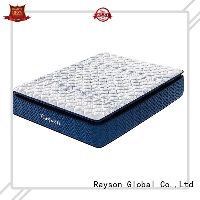 w hotel mattress innerspring foam 5 star hotel mattress Rayson Brand
