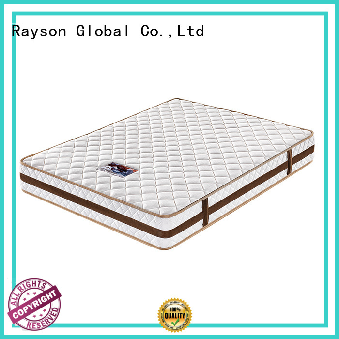 Synwin luxury pocket spring mattress double low-price light-weight