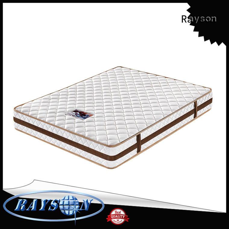 king size best pocket sprung mattress knitted fabric light-weight Synwin