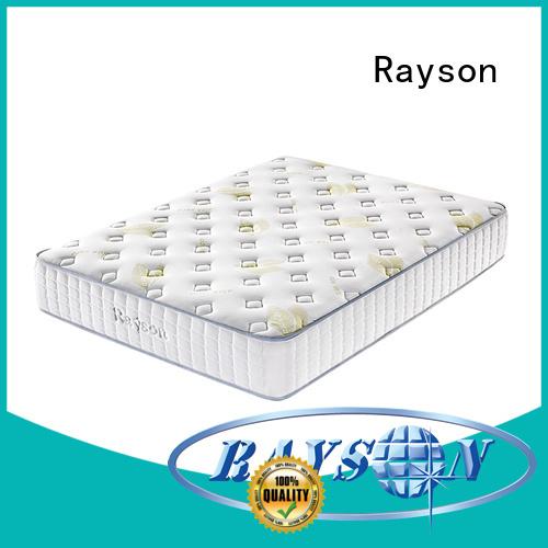 box rolled foam mattress size Synwin company