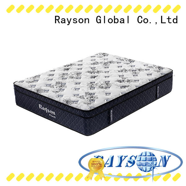 Rayson top quality grand hotel collection mattress full size hotel room