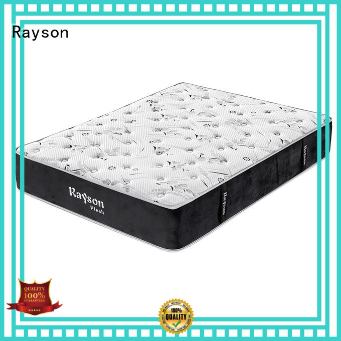 Rayson Brand top rsbpt height hotel quality mattress manufacture